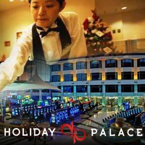 รวยยกใหญ่!! Holiday Palace ที่พึ่งของคนชอบเล่น